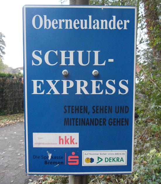 Schulexpress_Schild